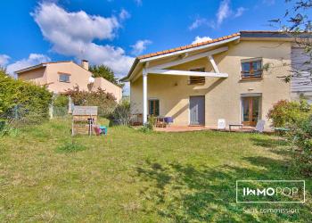 Maison Type 7 de 147 m² + véranda + garage à Castanet-Tolosan