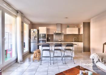 Appartement Type 4 de 80 m² au centre de Vénissieux