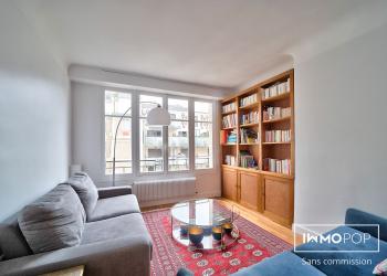 Appartement Type 3 de 66 m² + cave à Paris  16 ème Nord
