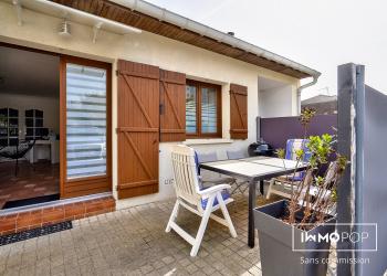 Appartement Type 4 de 105 m² + parking + cave à Thiais