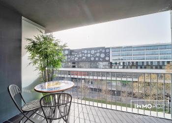 Appartement de 4 pièces de 93 m² + parking à Paris 19ème