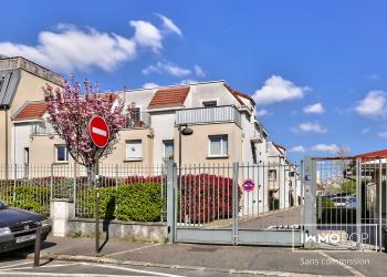 Maison en copropriété Type 4 de 77 m² à Ivry-sur-Seine