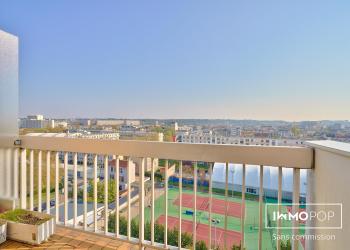 Appartement Type 3 de 69 m² + parking + cave à Maisons-Alfort