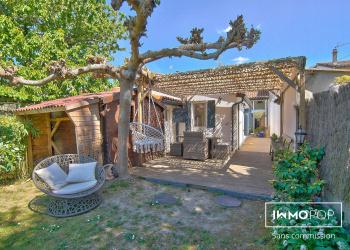 Maison Type 5 de  122 m²+ dépendance au centre de Muret