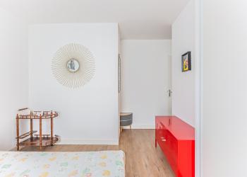 Appartement Type 4 de 96 m² + Balcons + place de parking sécurisée à Bordeaux
