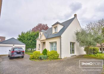 Maison Type 5 de 138 m² + garage  - Le Plessis-Bouchard