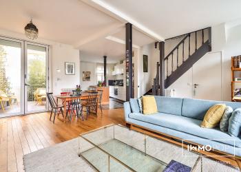 Maison de 150 m² avec Terrasses et Garage à La Garenne-Colombes