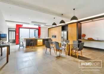 Superbe  Loft de 306 m² avec jardin à LILLE