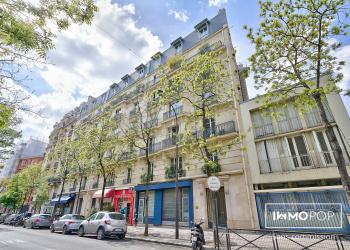 Appartement Type 3 de 68 m² + cave à Paris 15 ème
