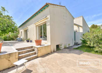 Maison Type 7 de 168 m² + garage à Jacou