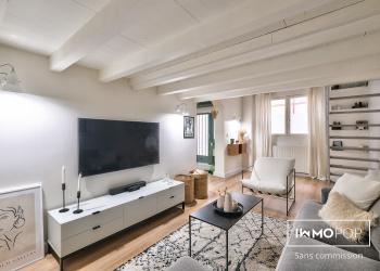 Appartement Type 3 de 76 m² au sol soit 65 m² (carrez) + cave à Lyon 3ème