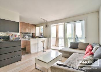 Appartement Type 3 de 72 m² + Terrain de Tennis
