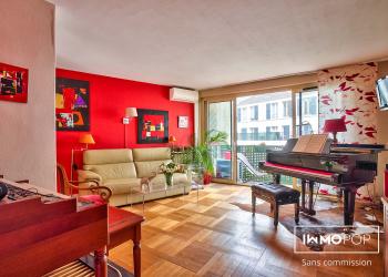 Appartement Type 2 de 63 m² + cave à Boulogne-Billancourt