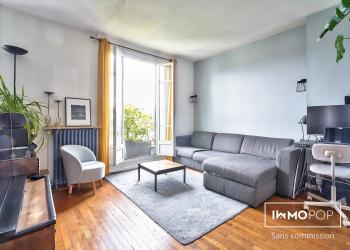 Appartement Type 4 de 67 m² à La Garenne-Colombes