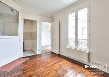 Appartement Type 2 de 34 m² + cave à Neuilly/Seine