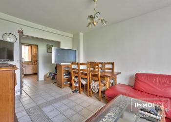 Appartement T4 avec cave et parking