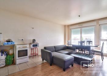 Appartement Type 2de 54m² à Argenteuil