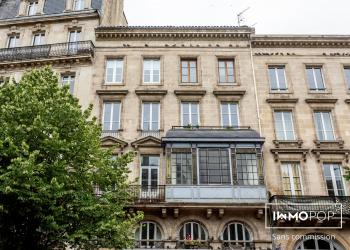 Appartement duplex Type 2 de 50 m² + cave à Bordeaux