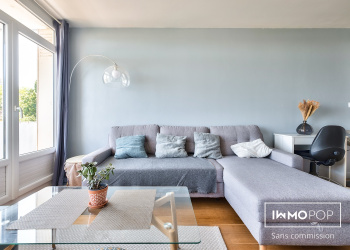 Appartement Type 3 de 68 m² + parking + cave à Toulouse
