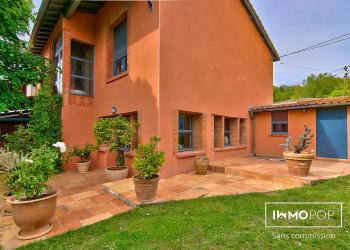 Maison Type 5 de 195 m² +  dépendance + piscine + tennis à Clermont-le-Fort