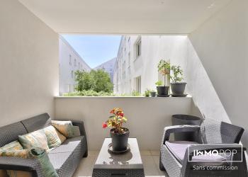 Appartement Type 4 de 86 m² + parking à Bordeaux