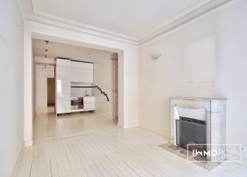 Appartement Type 2 de 45 m² + 2 caves à Paris 11ème