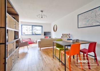 Appartement Type 3 de 72 m² + parking + cave à Puteaux
