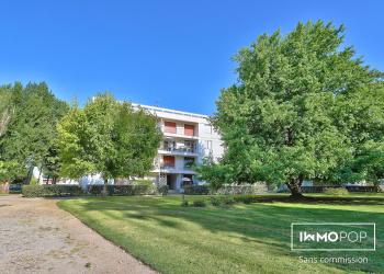 Appartement Type 4 de 77 m² + box fermé à Mérignac