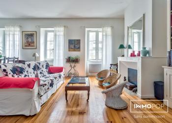 Bel appartement de 80 m2 en duplex  -Centre historique