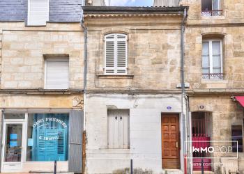 Immeuble de 90 m² au centre de Bordeaux