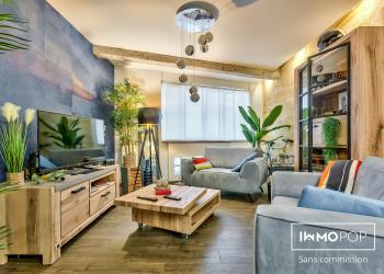 Appartement souplex Type 2 de 57 m² à Bordeaux