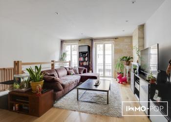 [SOUS COMPROMIS] Appartement T3 de 80 m2 à Bordeaux Chartrons