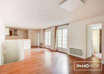 Appartement de Type 3 de 60 m²+ terrasse à Bordeaux