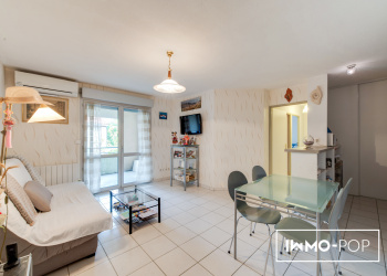 Appartement de Type 3 de 54 m² + place de stationnement à Villeneuve-Tolosane