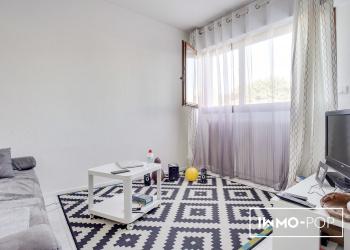 Appartement de Type 1 Bis de 32 m² à Bordeaux