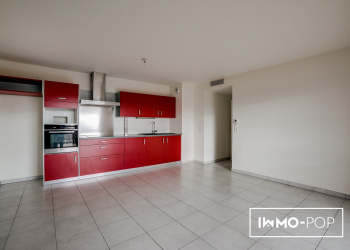 Appartement de Type 3 de 63 m² à Metz-Tessy