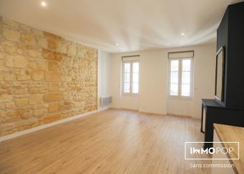 Appartement de Type 2 de 45 m² à Bordeaux