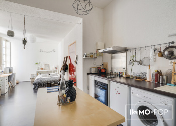 Studio de 30 m² - Bordeaux centre