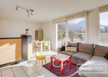 Appartement type 3 de 62 m² à Dingy-Saint-Clair