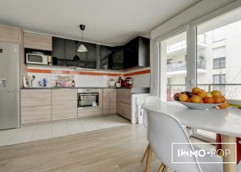 Appartement neuf type 4 de 70 m² + cave et garage à Saint-Germain-en-Laye