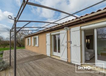 Maison plain pied Type 5 de 104 m² à Montlaur