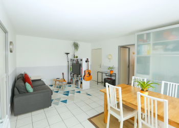 Appartement type T2 bis de 56 m² + Tennis à Bègles