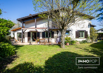 Maison Type 6 de 146 m² + garage à Mérignac