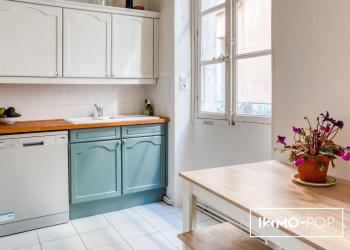 Appartement Type 4 de 105 m² au centre de Perpignan