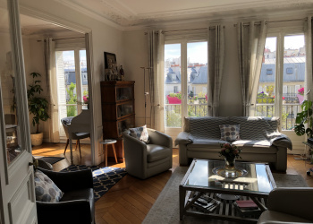 APPARTEMENT TYPE 5 DE 114 M² + BALCON À PARIS