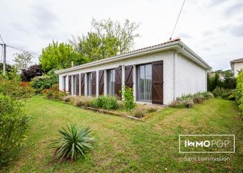 Maison plain pied Type 6 de 115 m² à Mérignac