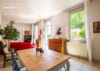 Maison plain pied Type 3 de 86 m² à Bordeaux