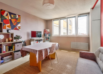 Appartement Type 2 de 41 m² à Bordeaux Bastide