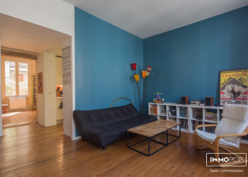 Appartement Pierre de 112 m2 en Duplex BORDEAUX avec terrasses
