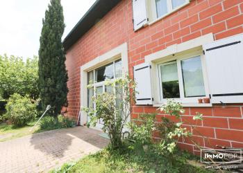 Jolie Maison à Eysines de 150 m2 en Bon Etat avec jardin